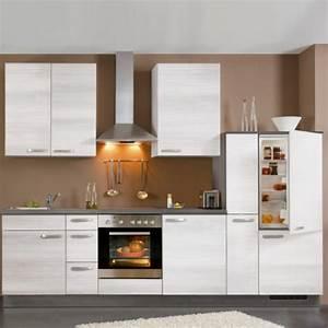 Komplett Küchen Küchenzeile : einbau k chenzeile 300 cm komplett mit elektroger te ~ Sanjose-hotels-ca.com Haus und Dekorationen