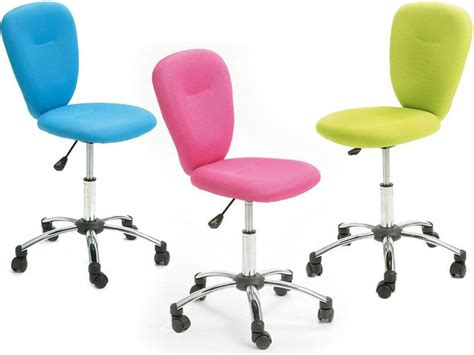 chaise de bureau fille chaise de bureau pour fille en ligne