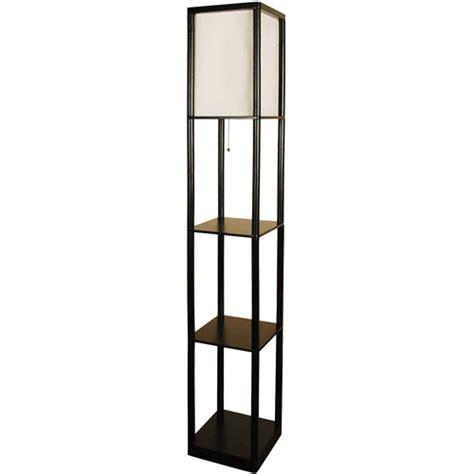 mainstays shelf floor l with wood shelves walmart com