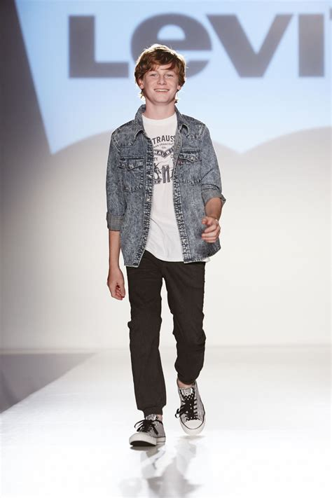 Nikelevi Kids At New York Fashion Week Spring 2015 Livingly