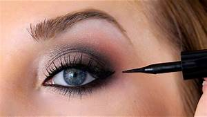 Eye Brightening Smokey Eye Makeup Tutorial