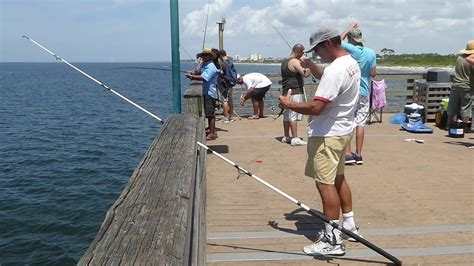 fishing venice pier florida