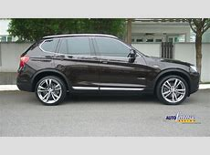 Silver Dynamism BMW F25 X3 Equipped with Kelleners Sport