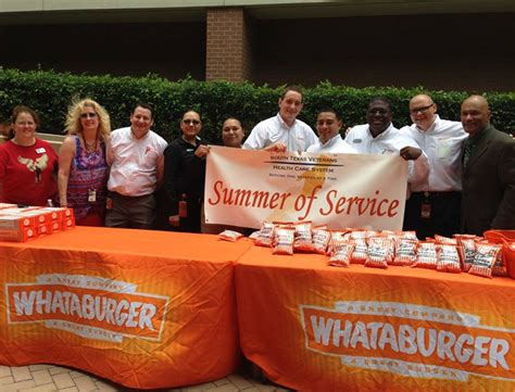 soldiers angels whataburger luncheon