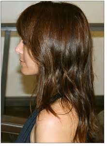 Mocha Brown Hair Color