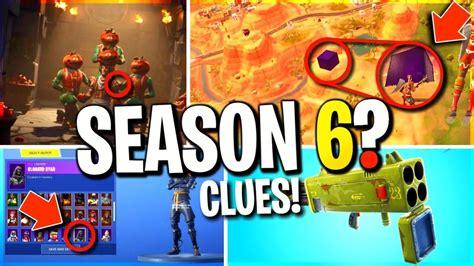 Season 6 Soon? All New Leaked Skins! Lightning Cube