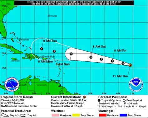 tropical storm dorian graying   west  florida