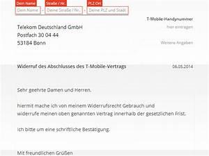Kabel Deutschland Mobile Rechnung : t mobile widerruf vorlage download chip ~ Themetempest.com Abrechnung