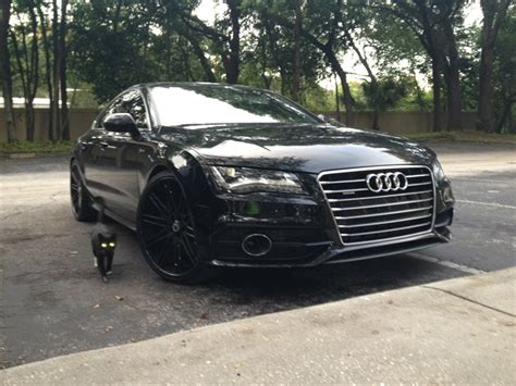 Audi A7 Modification by Missbenson 2012 Audi A7 Specs Photos Modification Info