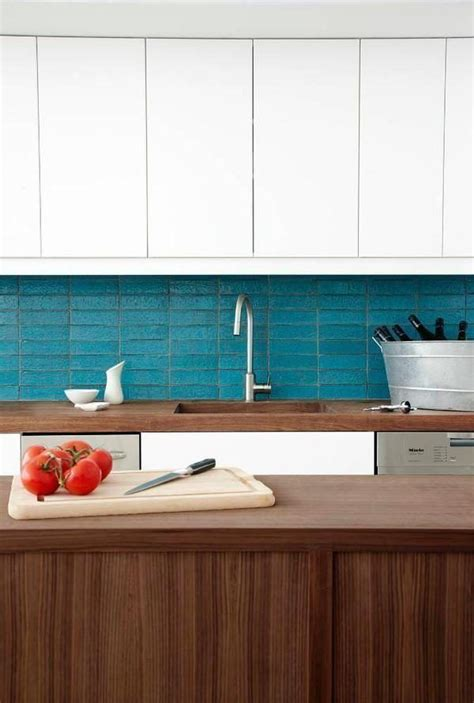 turquoise kitchen tiles m 225 s de 25 ideas incre 237 bles sobre teal kitchen tile 2970