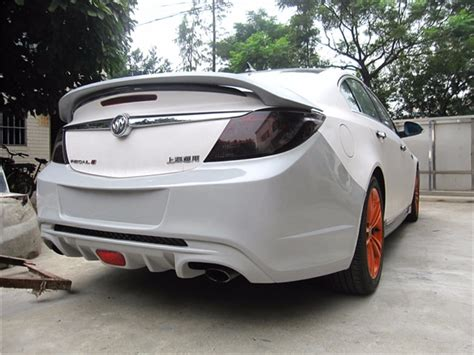buick regal tuning wide body kits