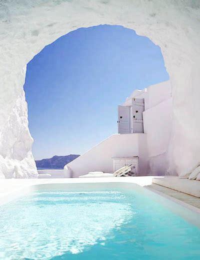 Katikies Hotel In Oia Santorini Greece