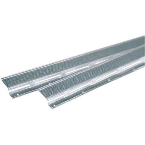 resilient channel ceiling home depot 144 in metal 2 leg resilient channel 603586 the home depot