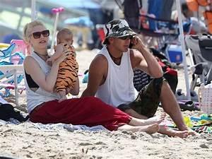 Apollo Rossdale Photos Photos - Gwen Stefani & Family Hit ...