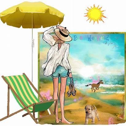 Bon End Week Centerblog Weekend Mamietitine Sonnette