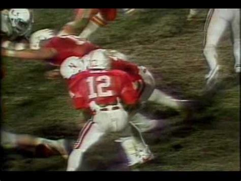 today marks 19 days until kickoff let us remember nebraska s 19yd quot fumblerooski quot td in their
