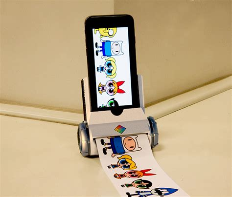 polaroid iphone printer the new portable iphone and polaroid printer buro 24 7