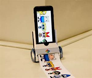 the new portable iphone and ipad polaroid printer buro 24 7 With document printer for iphone
