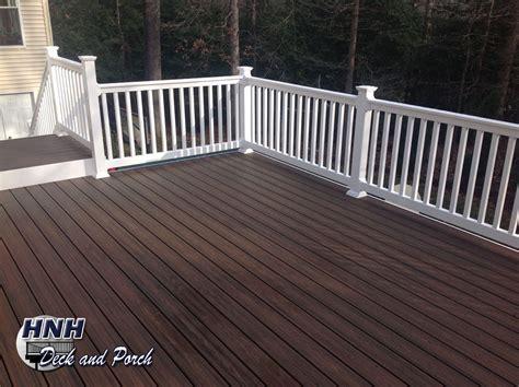 Composite Decking Front Porch