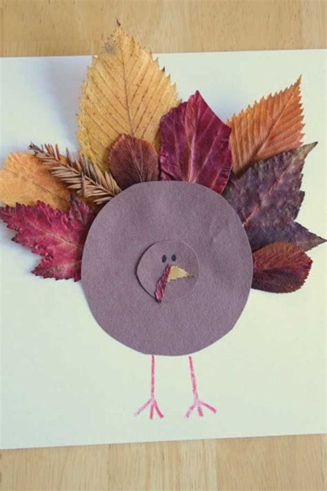 top 32 easy diy thanksgiving crafts can make 878 | Thanksgiving Crafts Kids Can Make 3