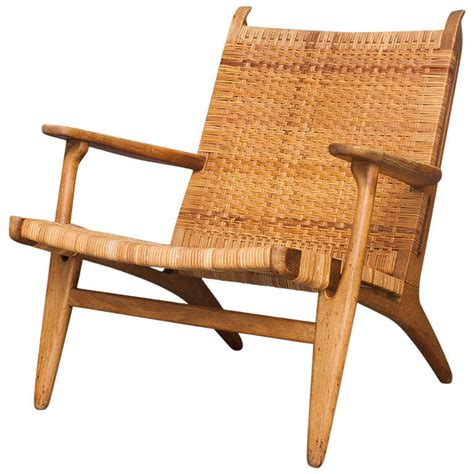 lounge chair by hans j wegner for carl hansen and at