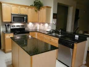kitchen granite ideas black granite kitchen countertops ideas home interior design