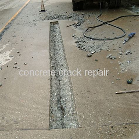 concrete repair product for concrete floor or slab