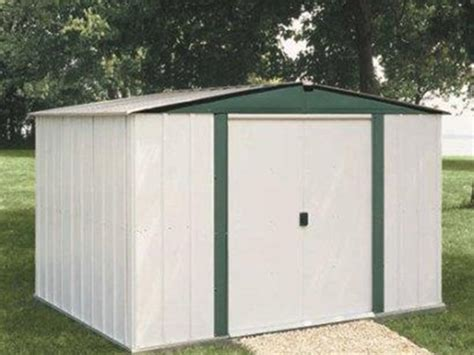 Metal Storage Shed Kits by 6 X 5 Metal Storage Shed Kit