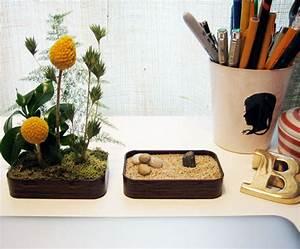diy project kate's miniature tin gardens – Design Sponge
