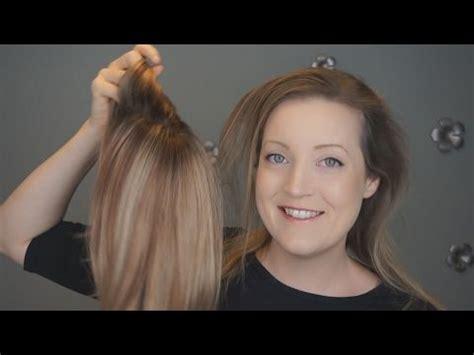 All About My Hair Topper - Jon Renau   Allison's Journey