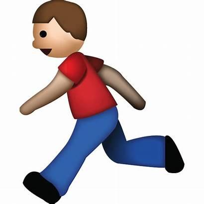 Emoji Running Transparent Emojis Runner Iphone Run