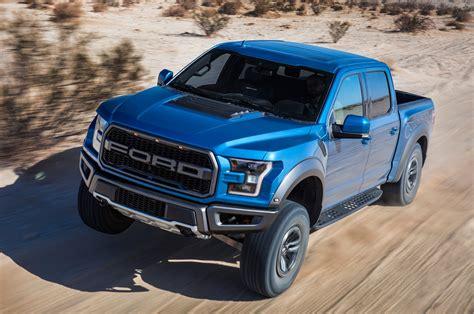 2019 Ford F150 Raptor Gets Improved Shocks, Recaro Seats