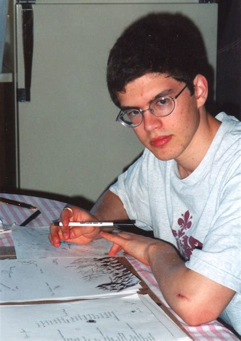 young christopher paolini photo gallery paolininet