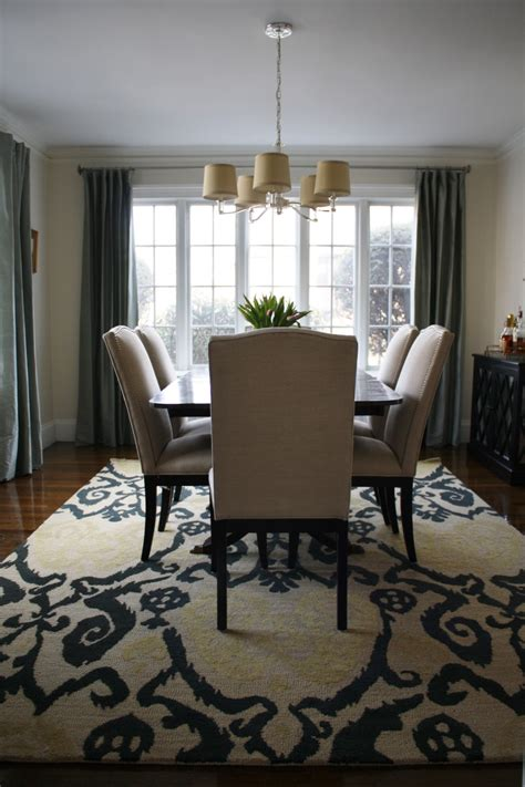 Ideas For Dining Room by Beautiful Dining Room Carpet Ideas Interior Vogue