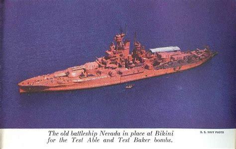 uss america sinking location wreck of uss nevada bb 36