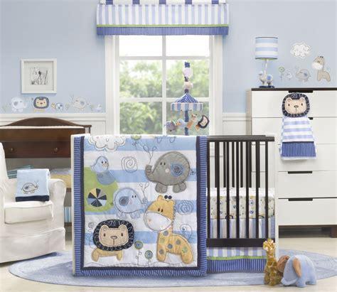 Kidsline Crib Bedding by Kidsline Jungle Doodle Baby Bedding Collection Baby