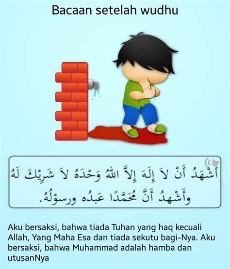 aplikasi android kumpulan doa doa harian  anak