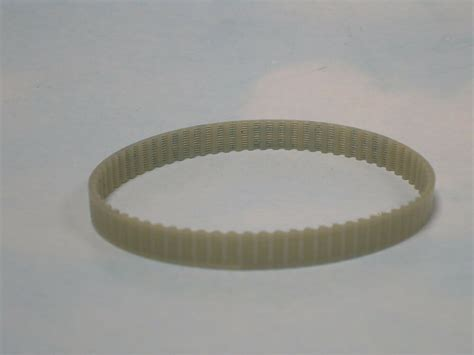 Lx136 Replacement Cogged Belt For 7x10 Mini Lathe Grizzly