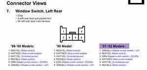Window Switch Wire Diagram 4