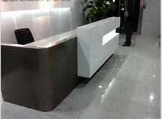 Aliexpresscom Buy hotel curved marble reception desk