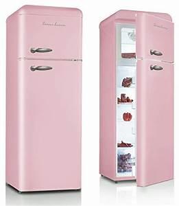 Retro Kühlschrank A : schaub lorenz sl 210 sp k hl gefrier kombination light pink ~ Orissabook.com Haus und Dekorationen