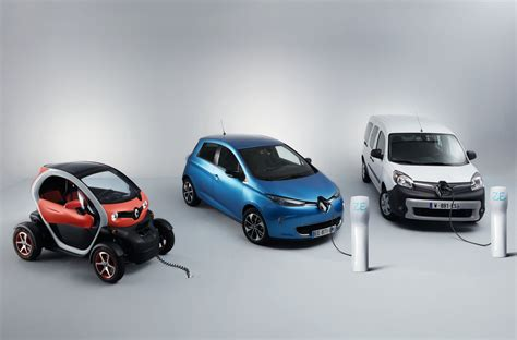 Renault Intends To Add A More Affordable Electric Car To