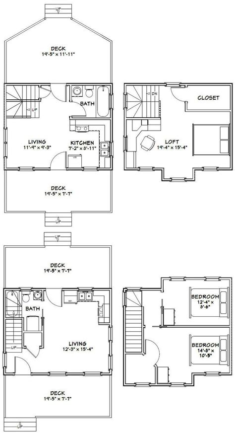 tiny houses  floor plans  sq ot