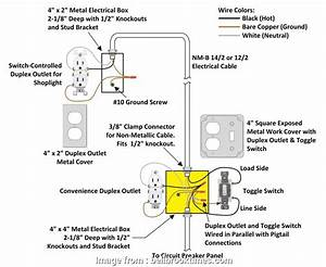Electrical Outlet Installation Details Practical Switched