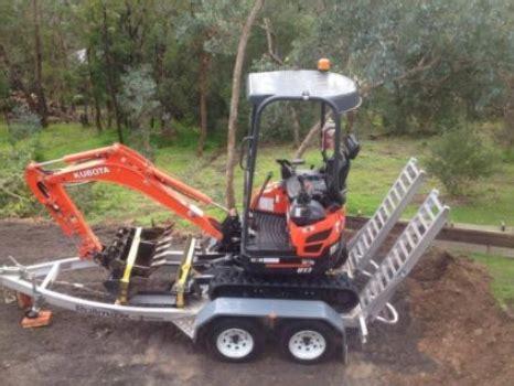 kubota    tonne  tail swing excavator sales  service ongmac trading pty