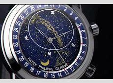 Patek Philippe Sky Moon Tourbillon 6002G Watch Marvel