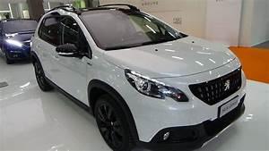 Peugeot 2008 2018 : 2018 peugeot 2008 gt line bluehdi 120 exterior and interior bologna motor show 2017 youtube ~ Medecine-chirurgie-esthetiques.com Avis de Voitures
