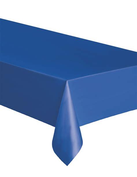 nappe rectangulaire en plastique bleue d 233 coration anniversaire et f 234 tes 224 th 232 me sur vegaoo