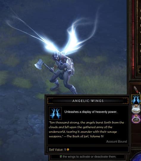 diablo wings edition angelic collector warlords digital deluxe