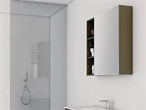 Miroir Salle De Bain Rangement : specchio con contenitore per bagno strato specchio per bagno inbani ~ Teatrodelosmanantiales.com Idées de Décoration